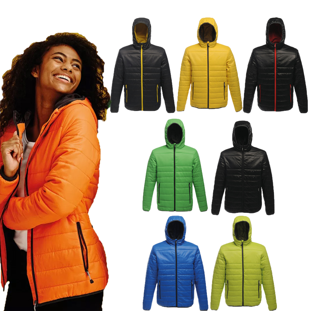 Regatta Womens Acadia Insulated Padded Water Repellent Jacket