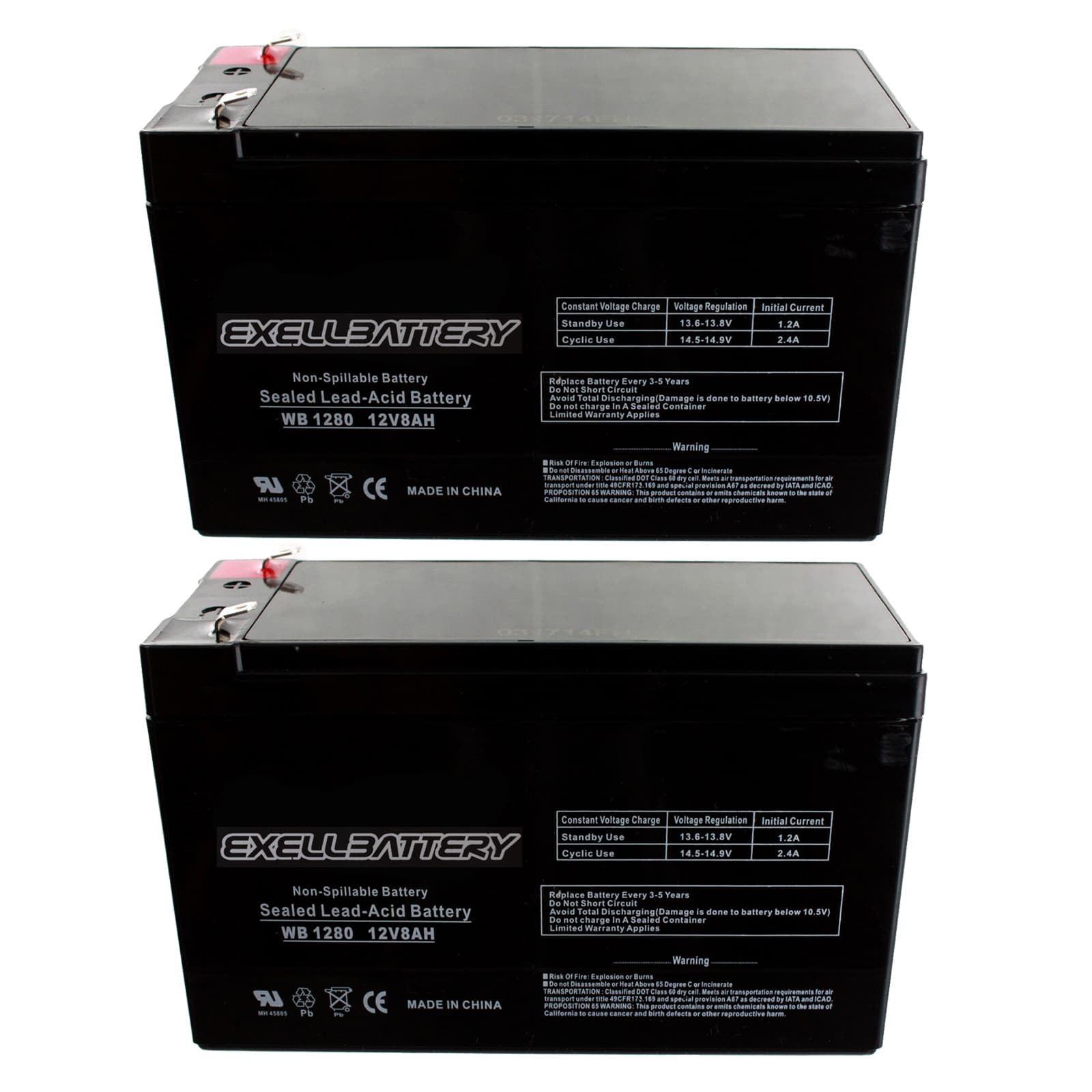 Replacement For Sola Network Ups N1200 Ups Battery By Technical Precision