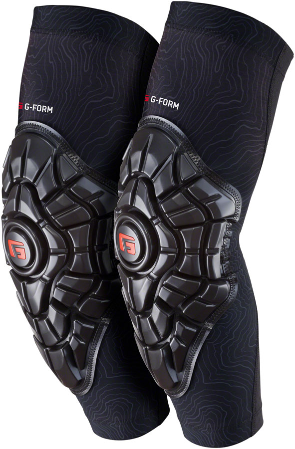 G-Form Elite Elbow Pad  Noir Topo, XL