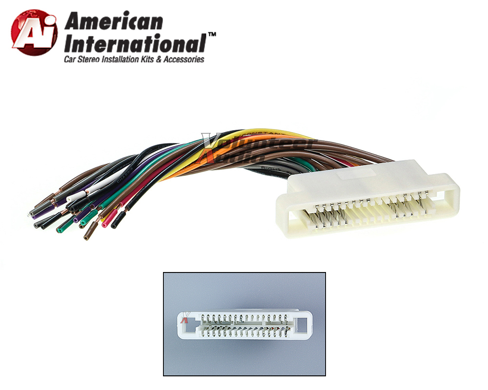 wiring harness for 1950 buick wiring image wiring buick pontiac car stereo cd player wiring harness wire aftermarket on wiring harness for 1950 buick
