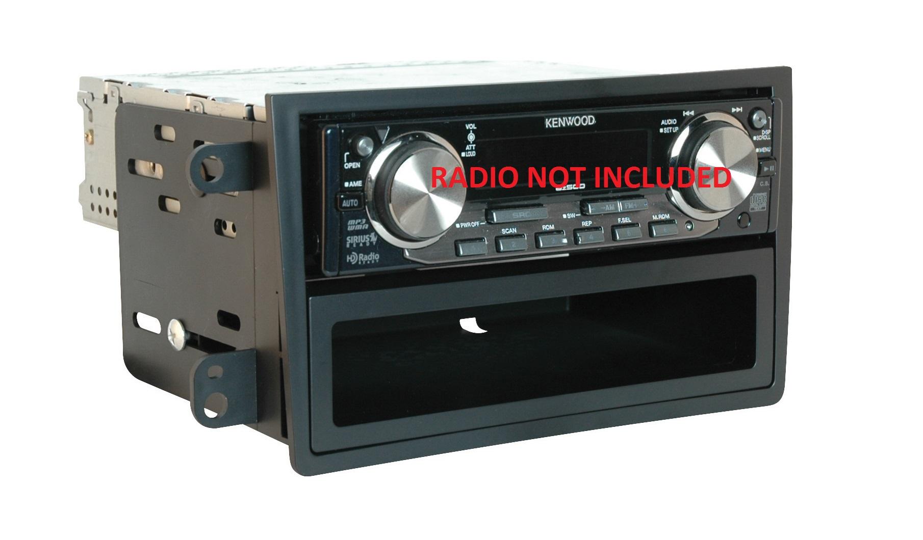 Car Stereo Bluetooth: Kenwood Car Stereo Bluetooth Media Player Dash Install
