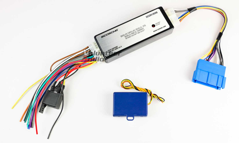Cadillac Car Radio Stereo Installation Install Wiring
