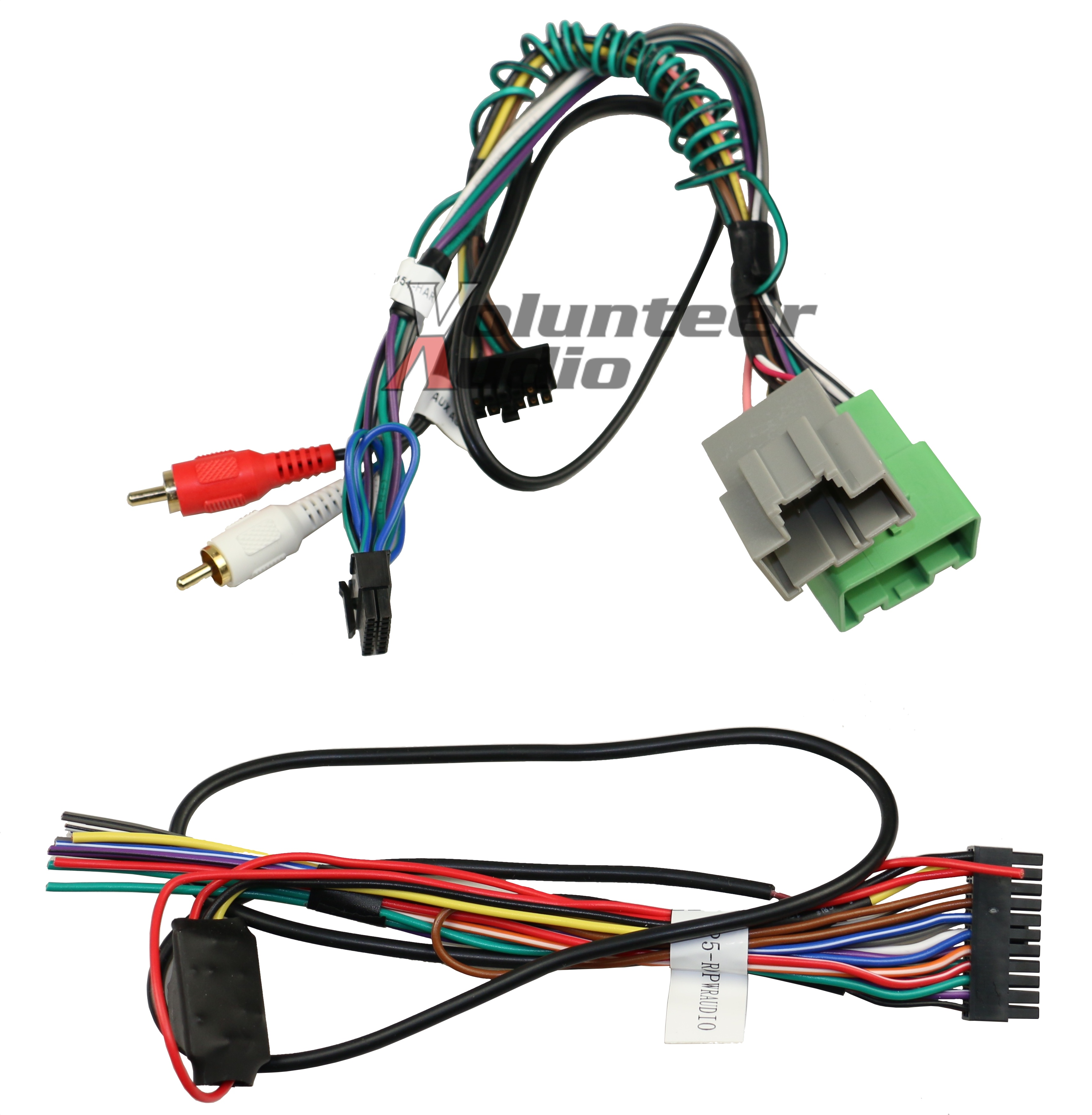 pac rp gm for select gm vehicle radio installation wiring click thumbnails to enlarge pac rp5 gm51