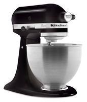KitchenAid-Classic-Series-4-5-Quart-Tilt-Head-Stand-Mixer-K45SS thumbnail 4