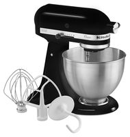 KitchenAid-Classic-Series-4-5-Quart-Tilt-Head-Stand-Mixer-K45SS thumbnail 3