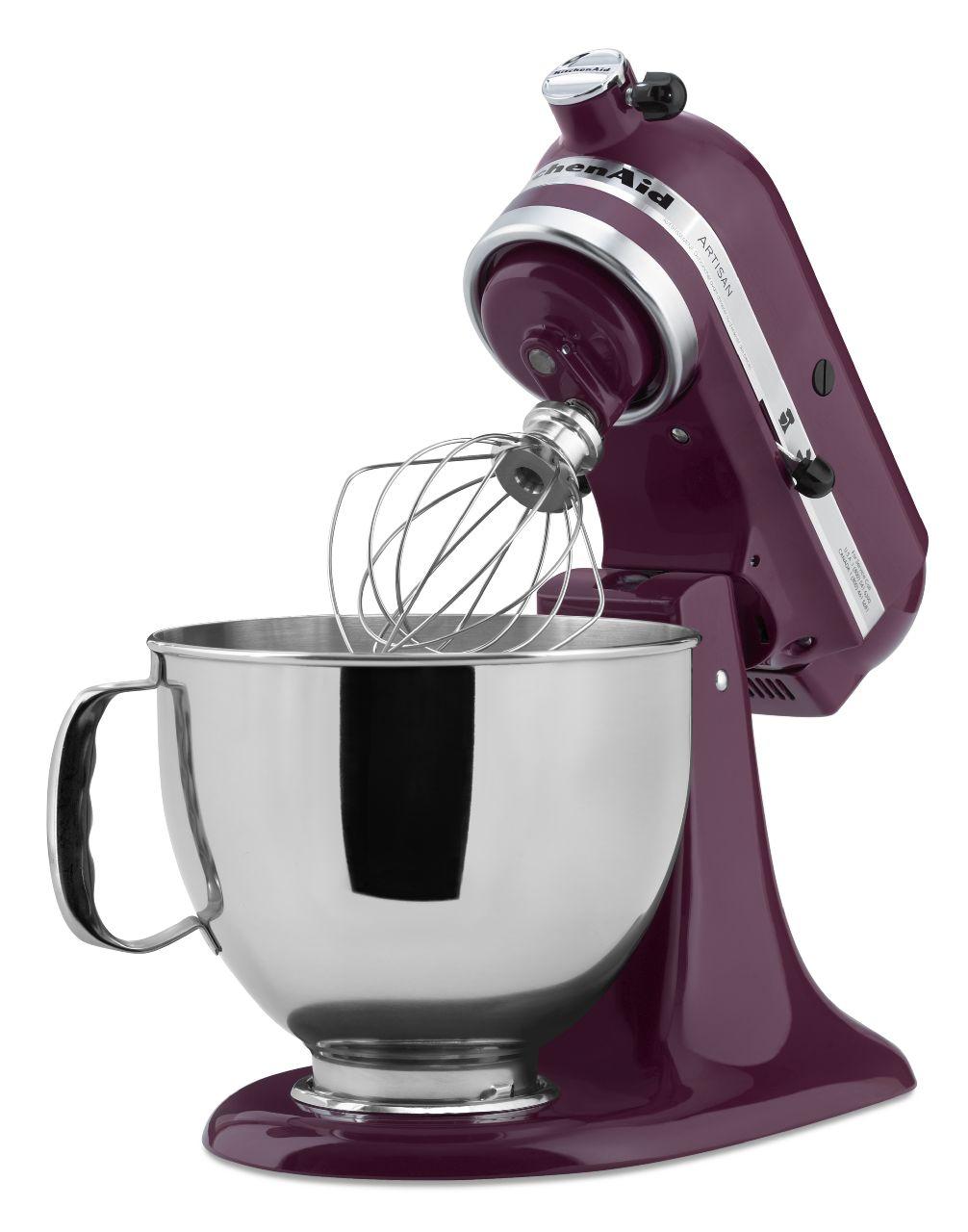 KitchenAid-Artisan-Series-5-Quart-Tilt-Head-Stand-Mixer-10-Speeds-KSM150PS thumbnail 29