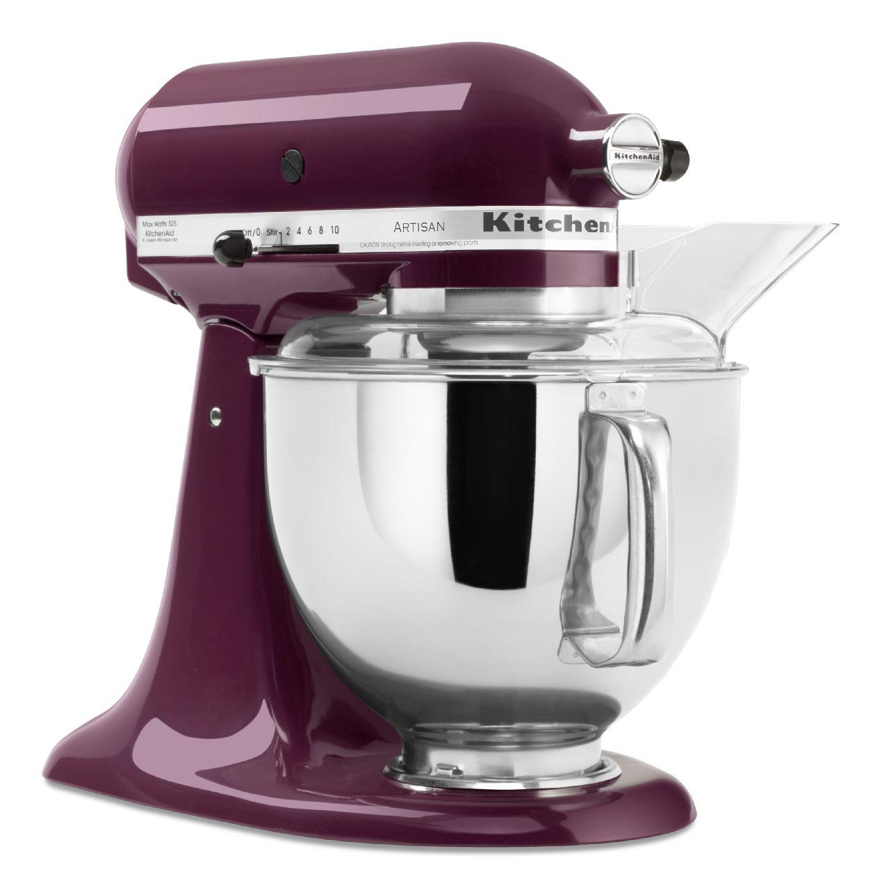 KitchenAid-Artisan-Series-5-Quart-Tilt-Head-Stand-Mixer-10-Speeds-KSM150PS thumbnail 30