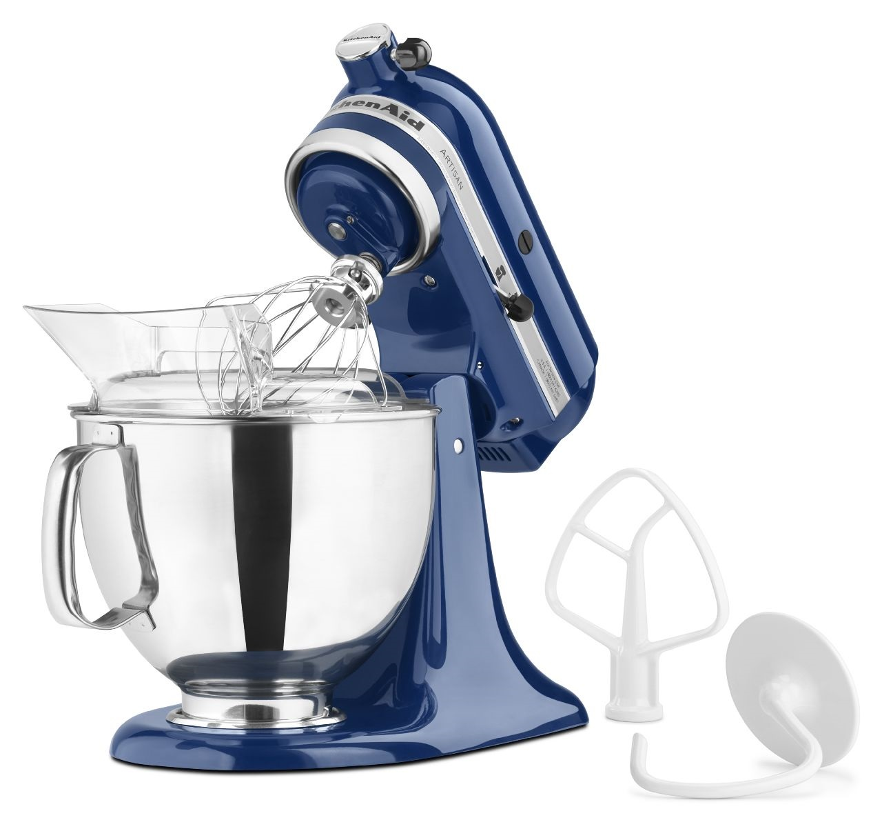 KitchenAid-Refurbished-Artisan-Series-5-Quart-Tilt-Head-Stand-Mixer-RRK150 thumbnail 21