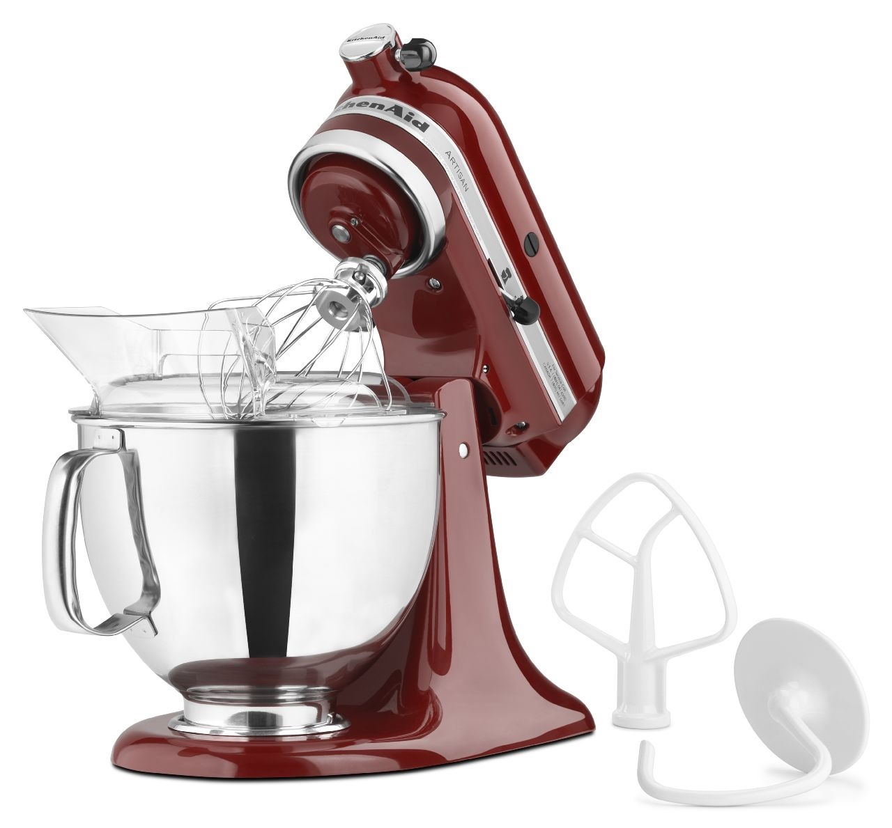 KitchenAid-Refurbished-Artisan-Series-5-Quart-Tilt-Head-Stand-Mixer-RRK150 thumbnail 48