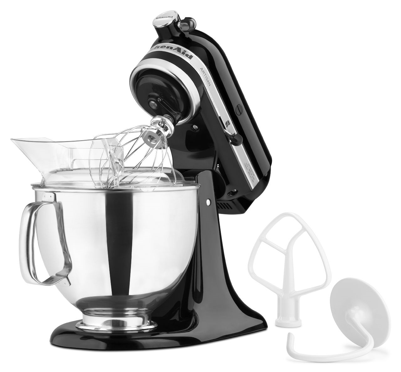 KitchenAid-Refurbished-Artisan-Series-5-Quart-Tilt-Head-Stand-Mixer-RRK150 thumbnail 73