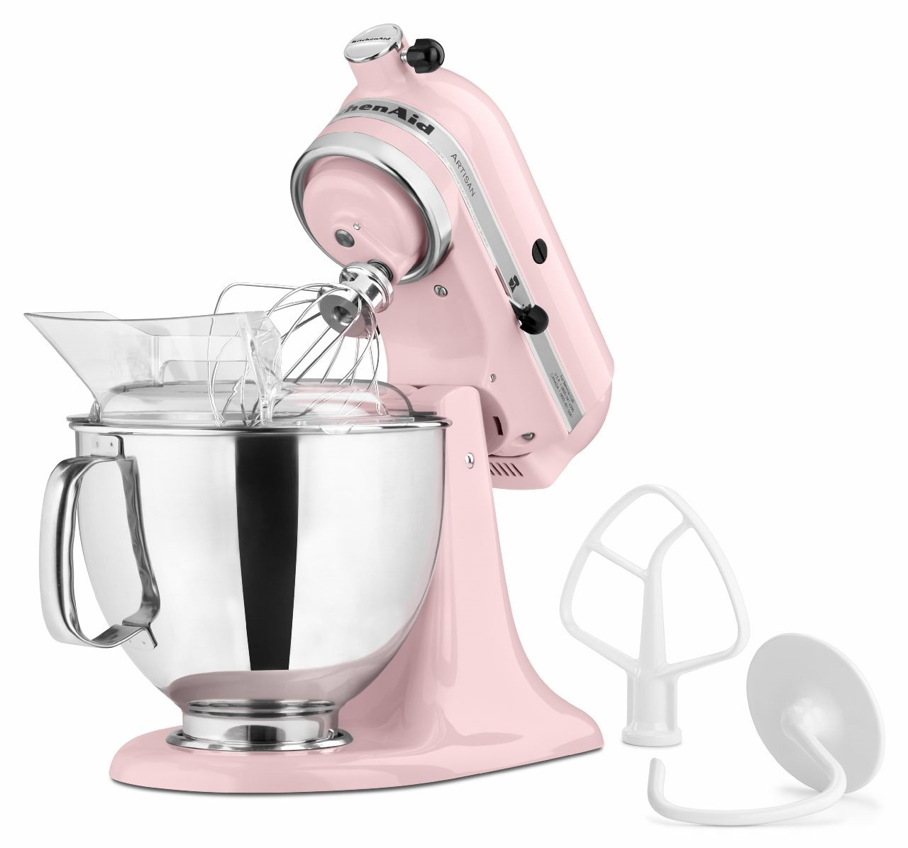KitchenAid-Refurbished-Artisan-Series-5-Quart-Tilt-Head-Stand-Mixer-RRK150 thumbnail 71