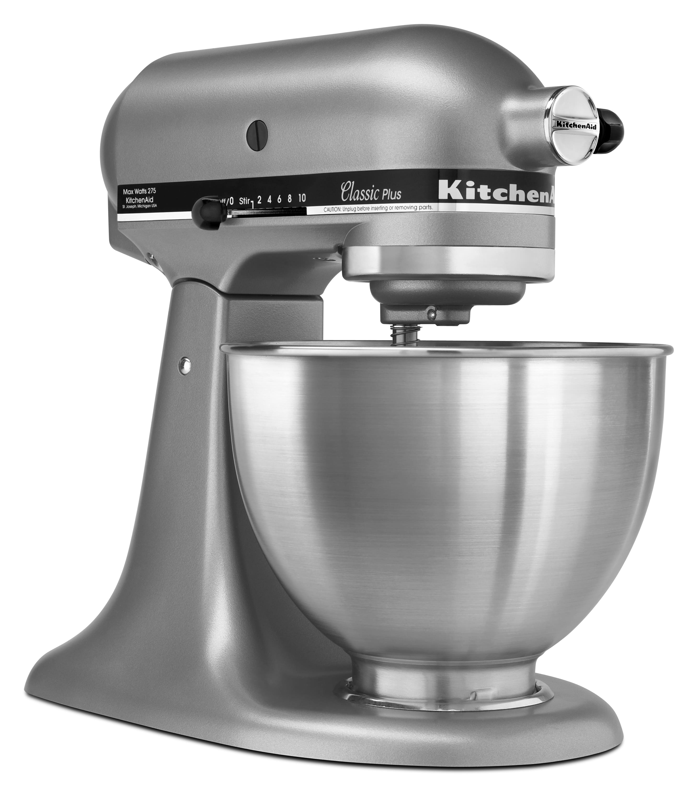 NEW-KitchenAid-Classic-Plus-Series-4-5-Quart-Tilt-Head-Stand-Mixer-KSM75 thumbnail 11