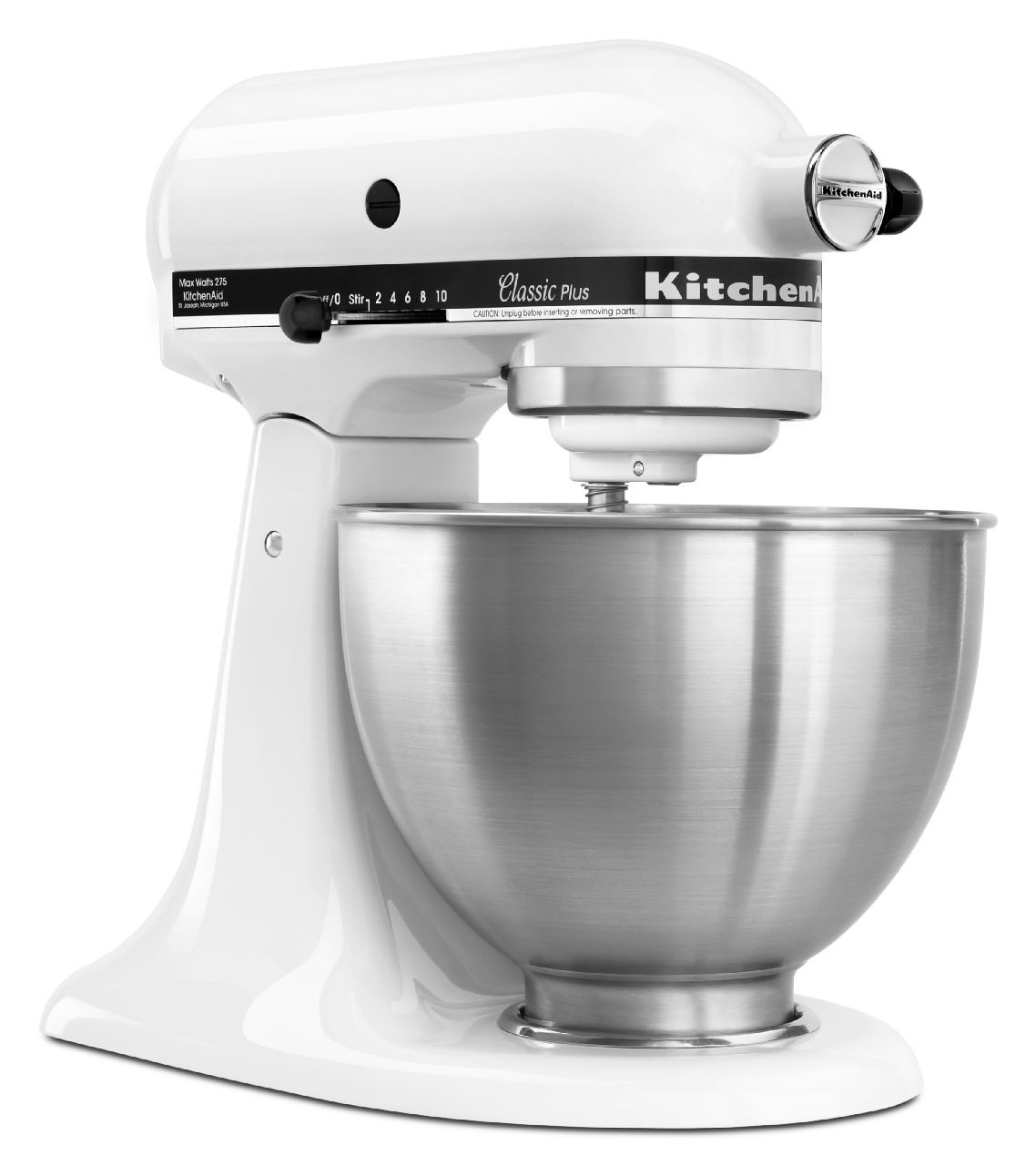 92d3d1debff Details about NEW KitchenAid Classic Plus Series 4.5-Quart Tilt-Head Stand  Mixer