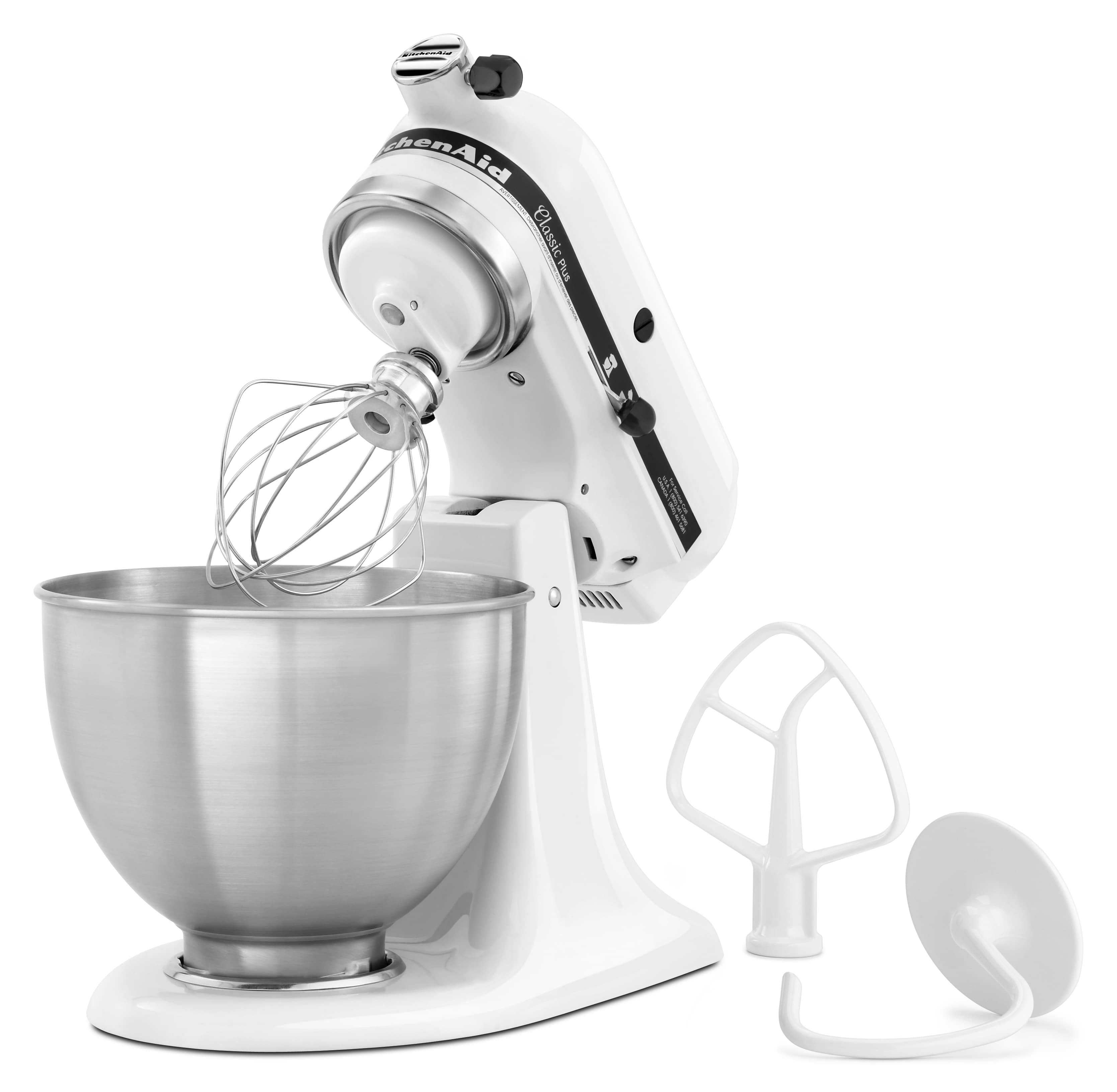 NEW-KitchenAid-Classic-Plus-Series-4-5-Quart-Tilt-Head-Stand-Mixer-KSM75 thumbnail 15