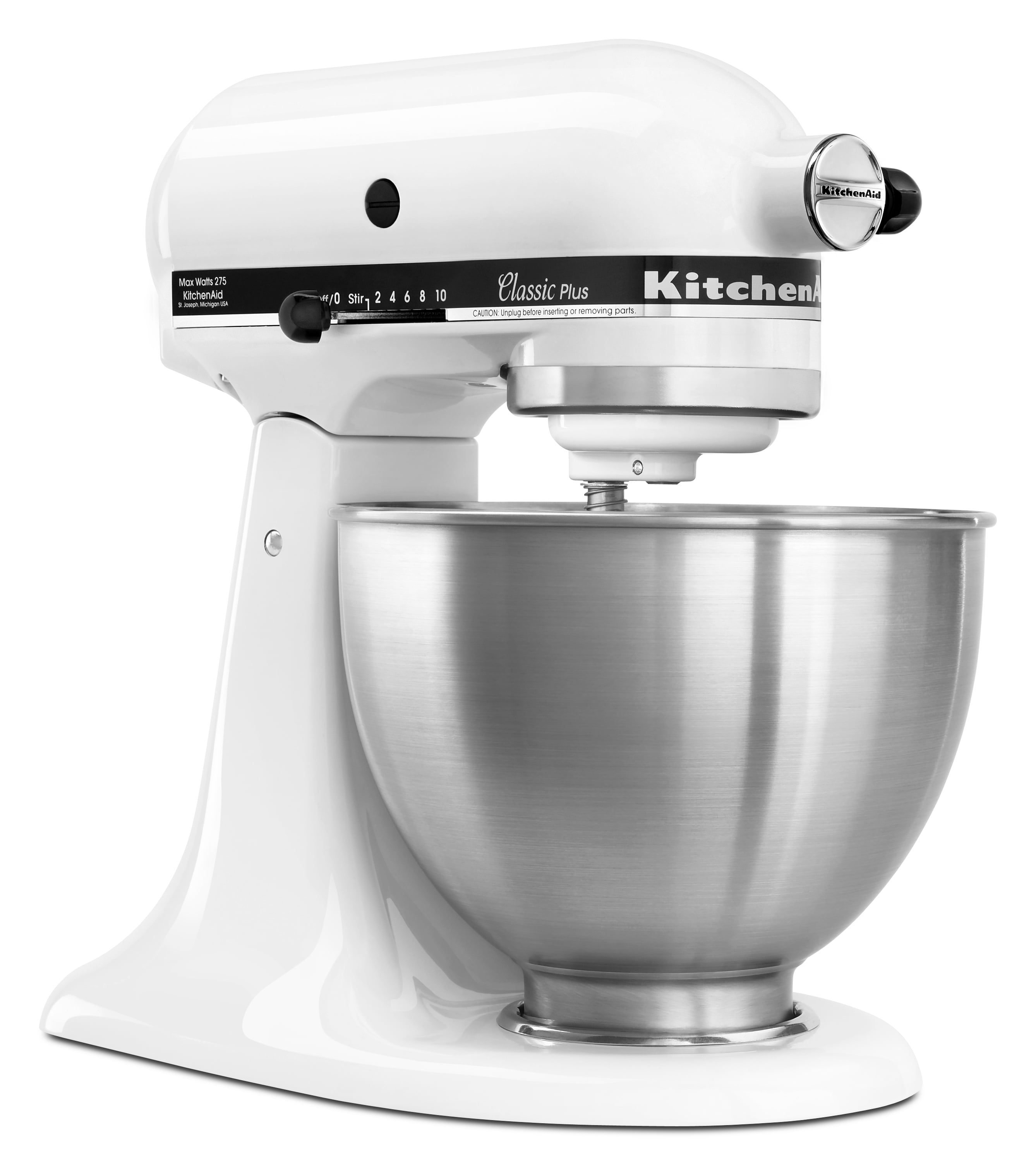 NEW-KitchenAid-Classic-Plus-Series-4-5-Quart-Tilt-Head-Stand-Mixer-KSM75 thumbnail 16