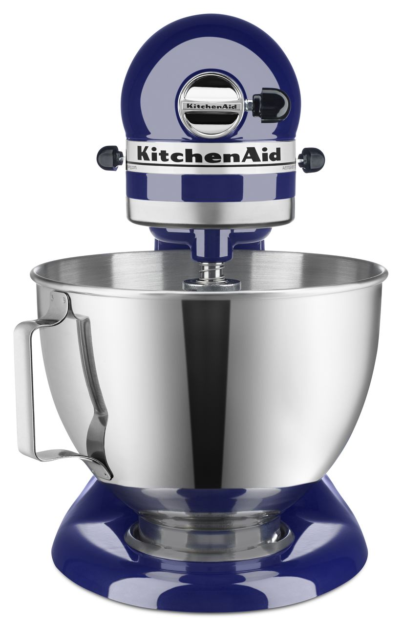 KitchenAid-4-5-quart-Tilt-Head-Stand-Mixer-with-Flex-Edge-Beater-KSM85PSQ thumbnail 4