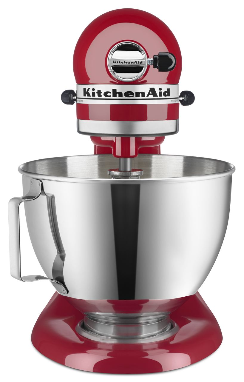 KitchenAid-4-5-quart-Tilt-Head-Stand-Mixer-with-Flex-Edge-Beater-KSM85PSQ thumbnail 8