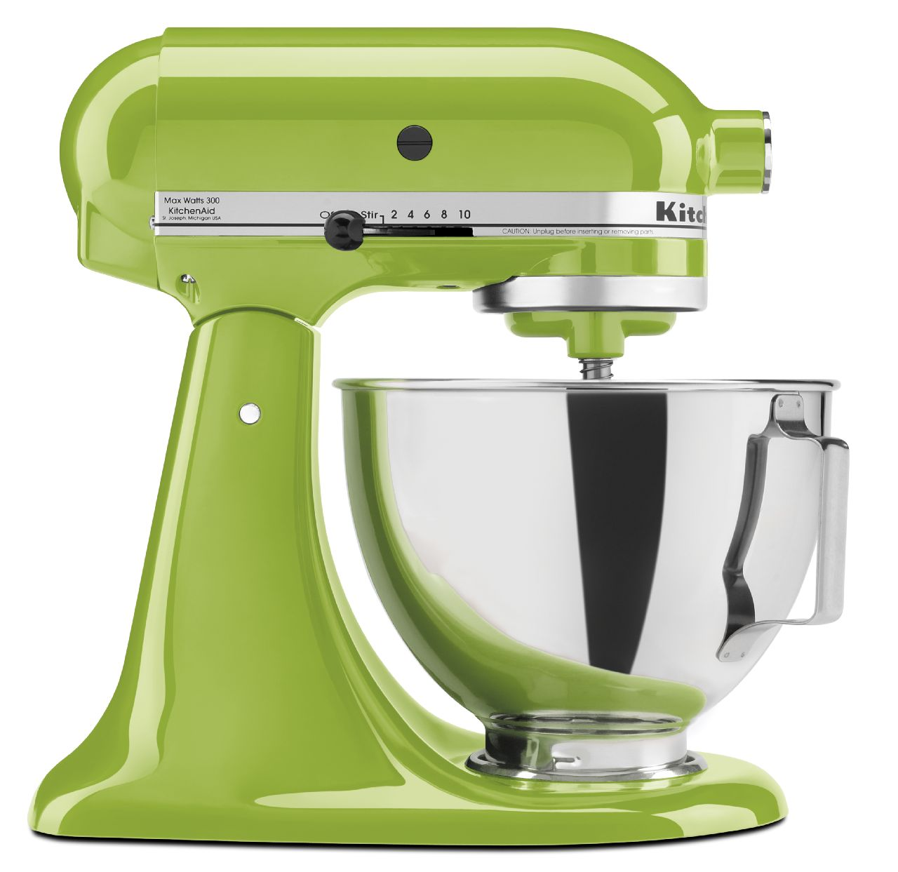 KitchenAid-4-5-quart-Tilt-Head-Stand-Mixer-with-Flex-Edge-Beater-KSM85PSQ thumbnail 15
