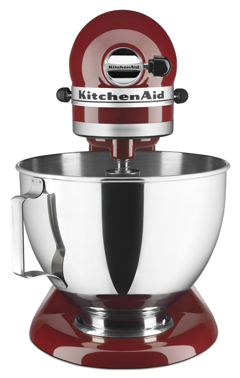 KitchenAid-4-5-quart-Tilt-Head-Stand-Mixer-with-Flex-Edge-Beater-KSM85PSQ thumbnail 12
