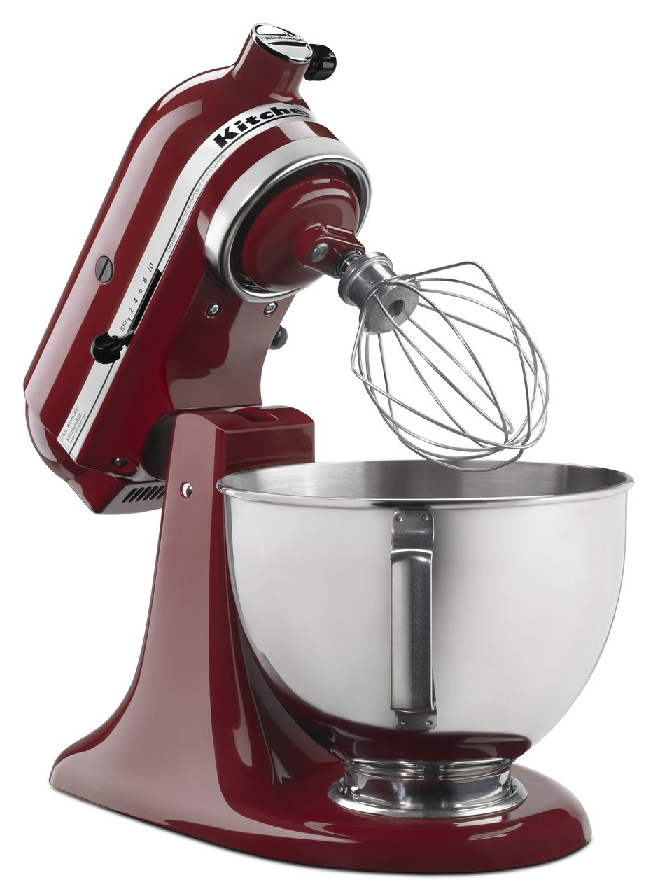 KitchenAid-4-5-quart-Tilt-Head-Stand-Mixer-with-Flex-Edge-Beater-KSM85PSQ thumbnail 13