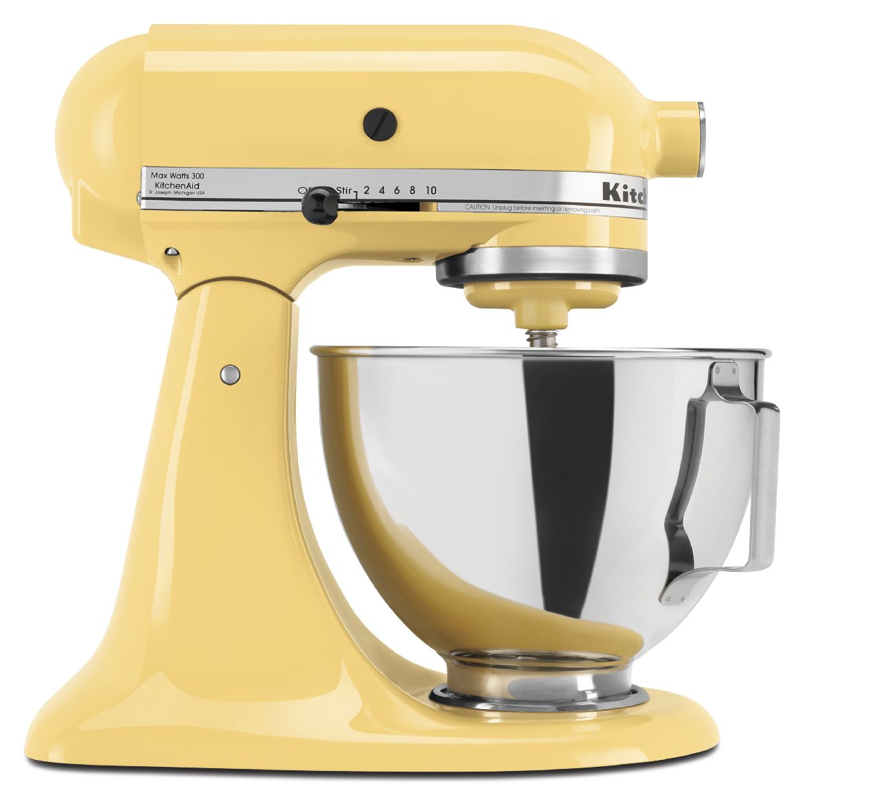 KitchenAid-4-5-quart-Tilt-Head-Stand-Mixer-with-Flex-Edge-Beater-KSM85PSQ thumbnail 19