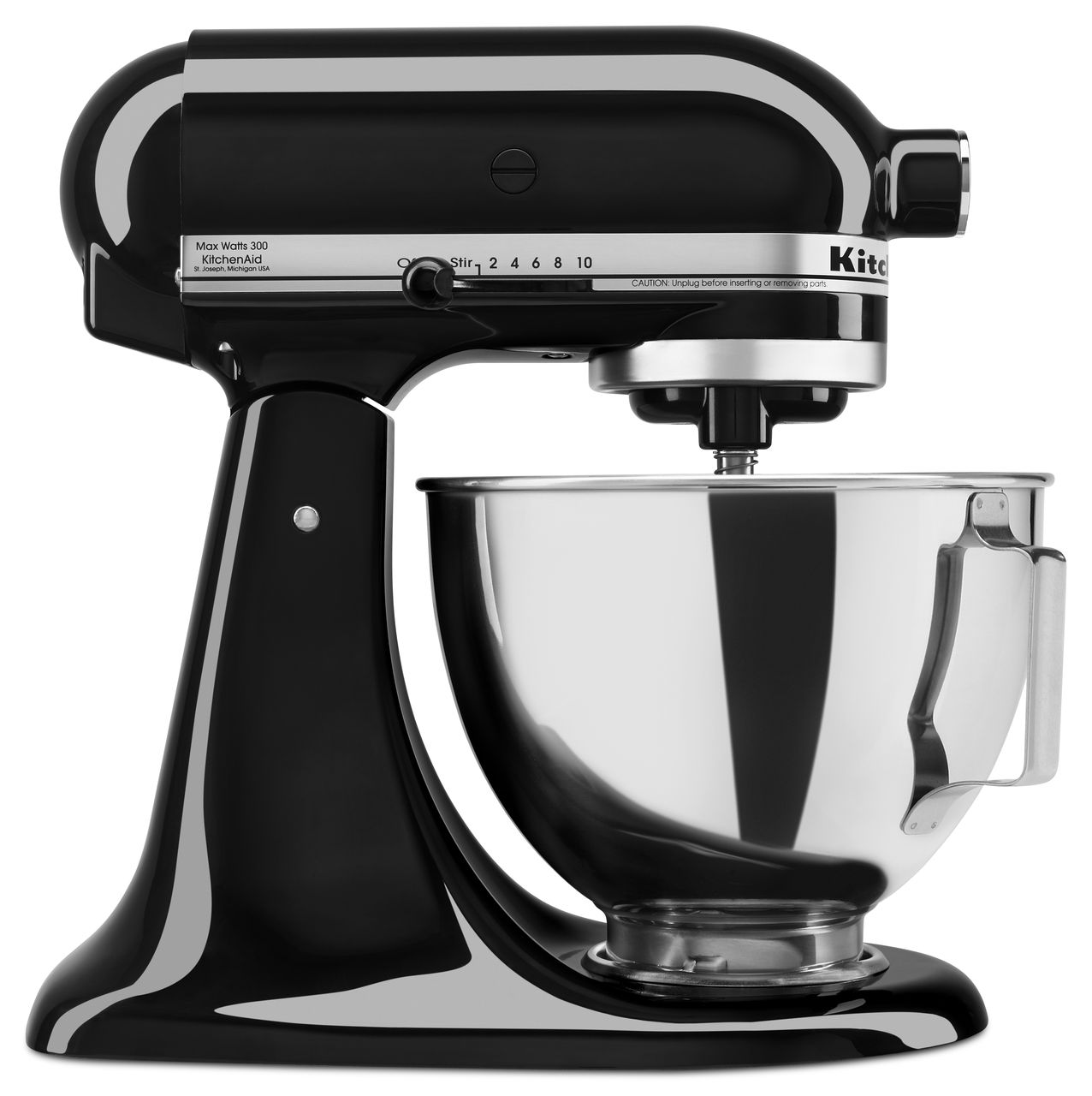 KitchenAid-4-5-quart-Tilt-Head-Stand-Mixer-with-Flex-Edge-Beater-KSM85PSQ thumbnail 23