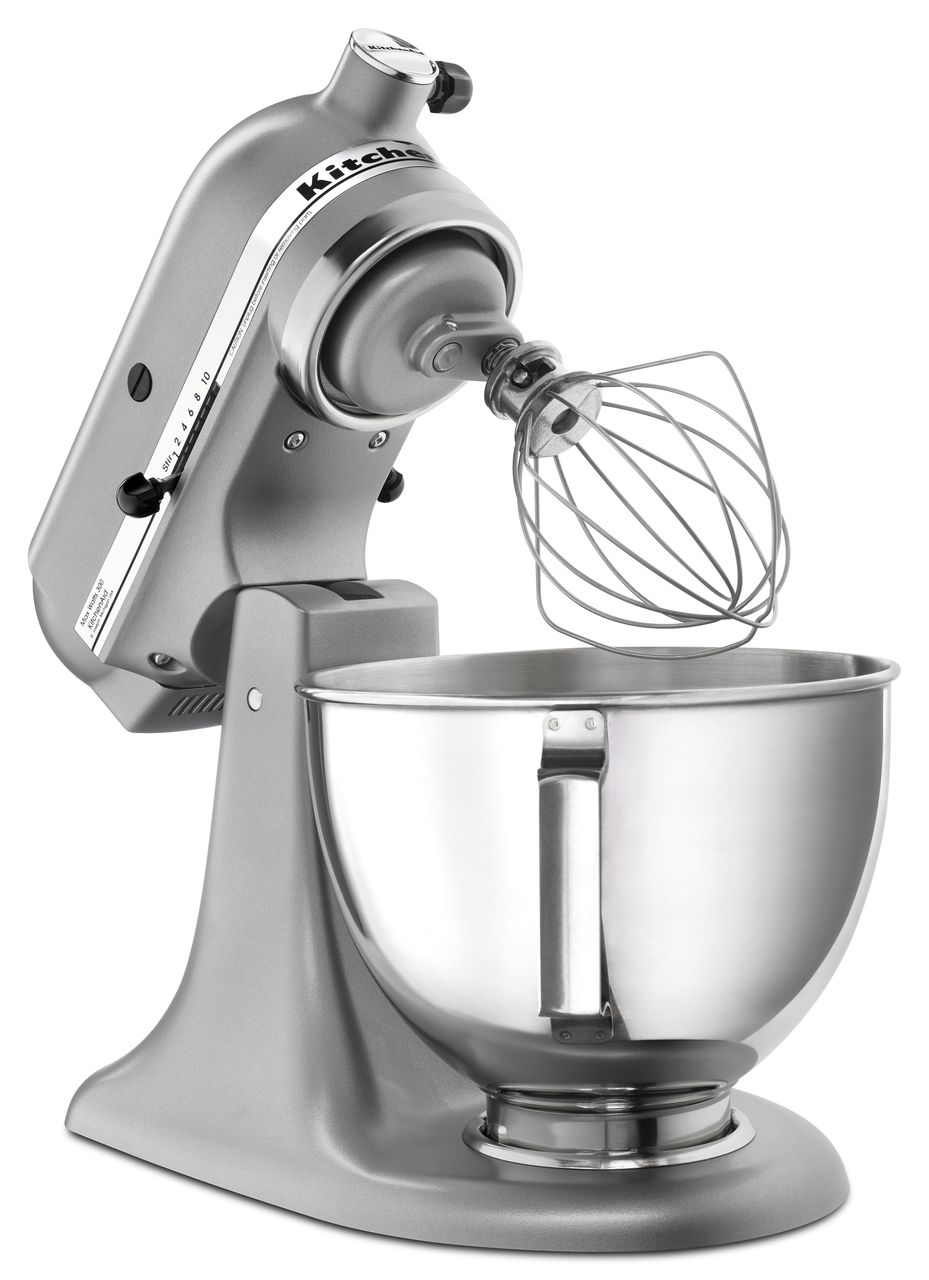 KitchenAid-4-5-quart-Tilt-Head-Stand-Mixer-with-Flex-Edge-Beater-KSM85PSQ thumbnail 29