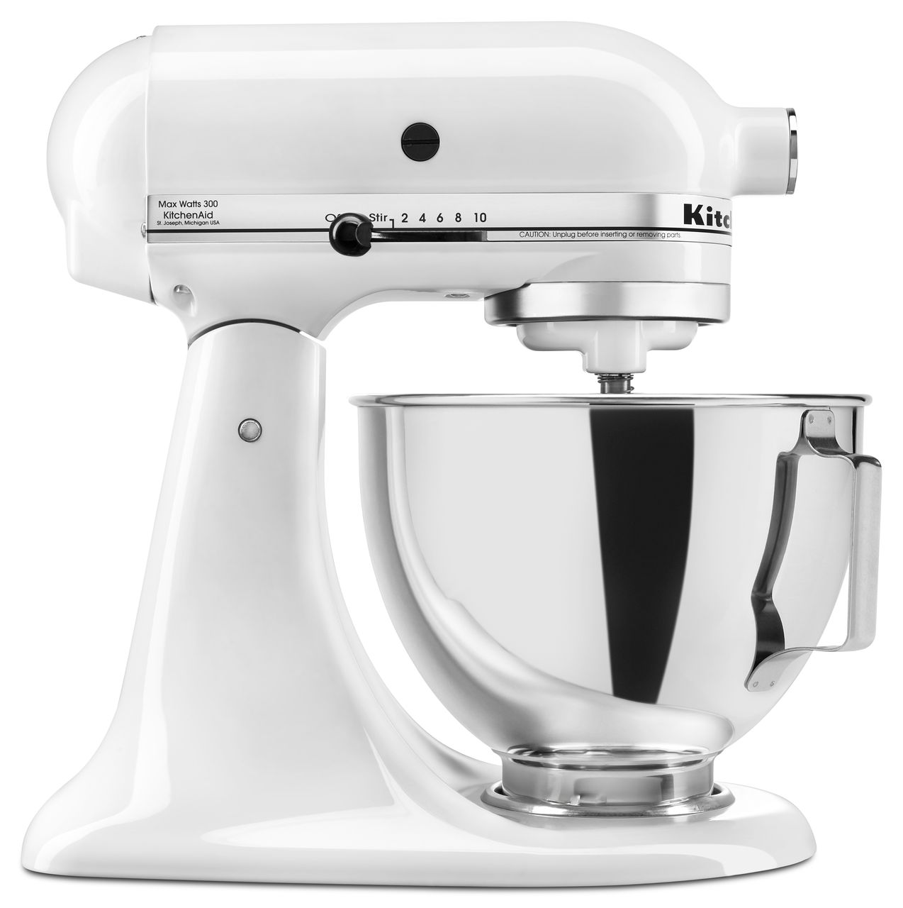 KitchenAid-4-5-quart-Tilt-Head-Stand-Mixer-with-Flex-Edge-Beater-KSM85PSQ thumbnail 31