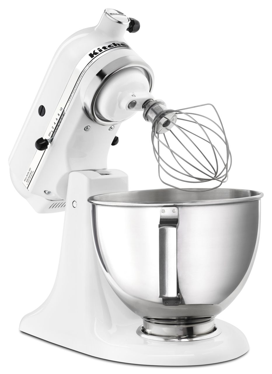 KitchenAid-4-5-quart-Tilt-Head-Stand-Mixer-with-Flex-Edge-Beater-KSM85PSQ thumbnail 33