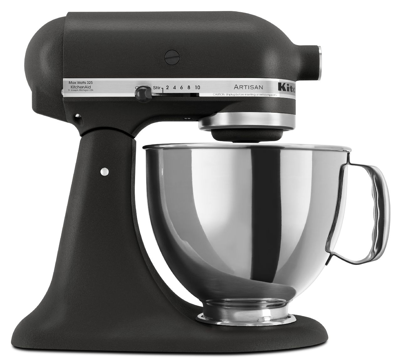 KitchenAid-Artisan-Series-5-Quart-Tilt-Head-Stand-Mixer-10-Speeds-KSM150PS thumbnail 70