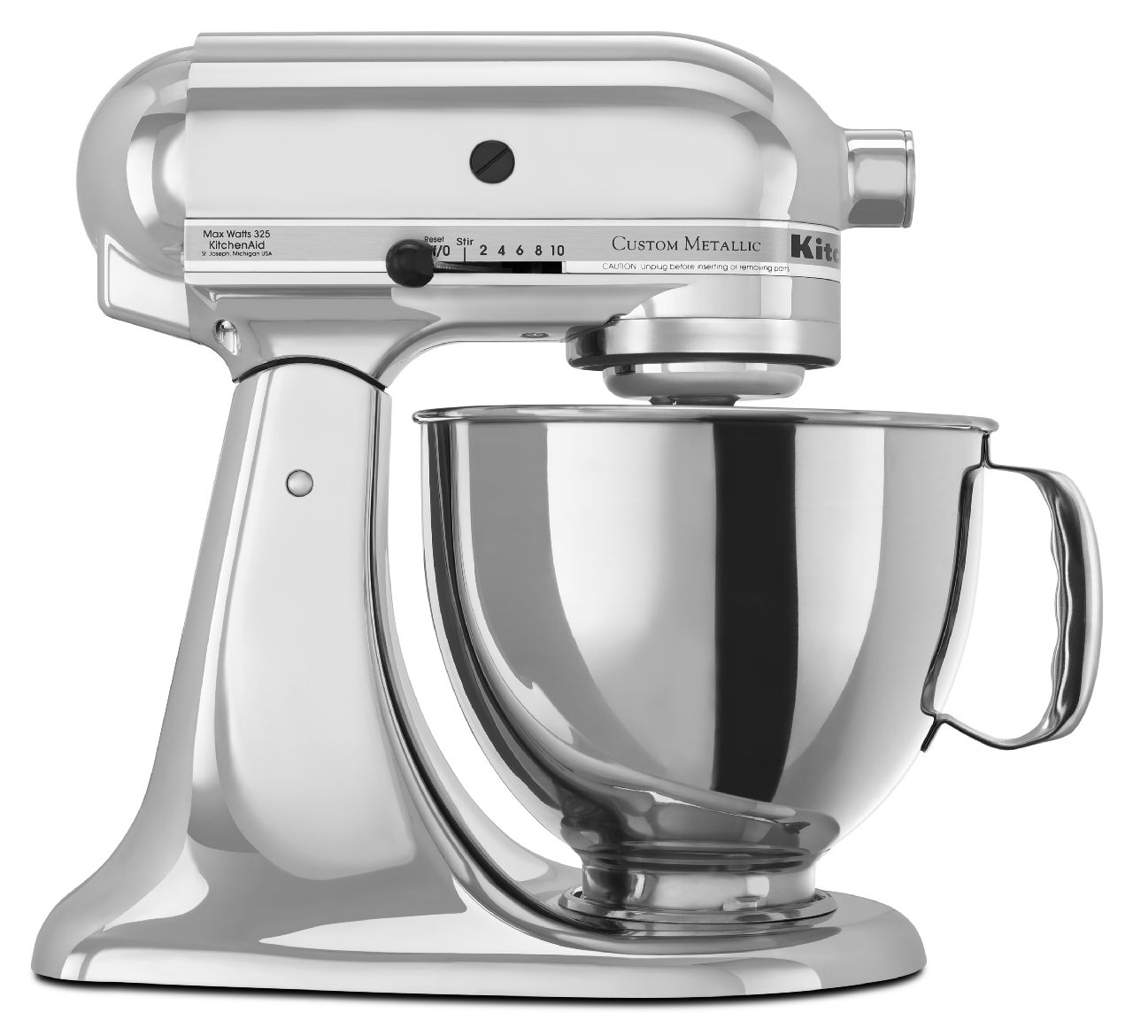 kitchenaid artisan series refurbished 5 qt tilt head stand mixer empire red ebay. Black Bedroom Furniture Sets. Home Design Ideas