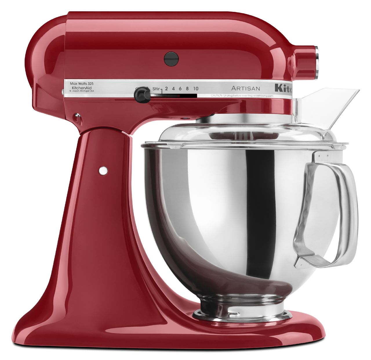 KitchenAid-Artisan-Series-5-Quart-Tilt-Head-Stand-Mixer-10-Speeds-KSM150PS thumbnail 51
