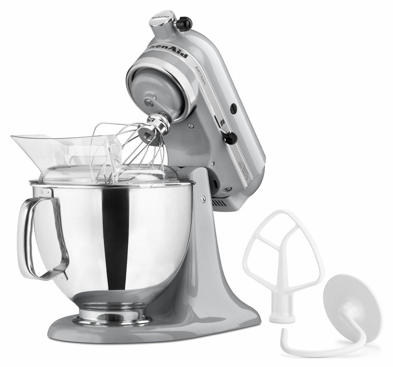 KitchenAid-Artisan-Series-5-Quart-Tilt-Head-Stand-Mixer-10-Speeds-KSM150PS thumbnail 89