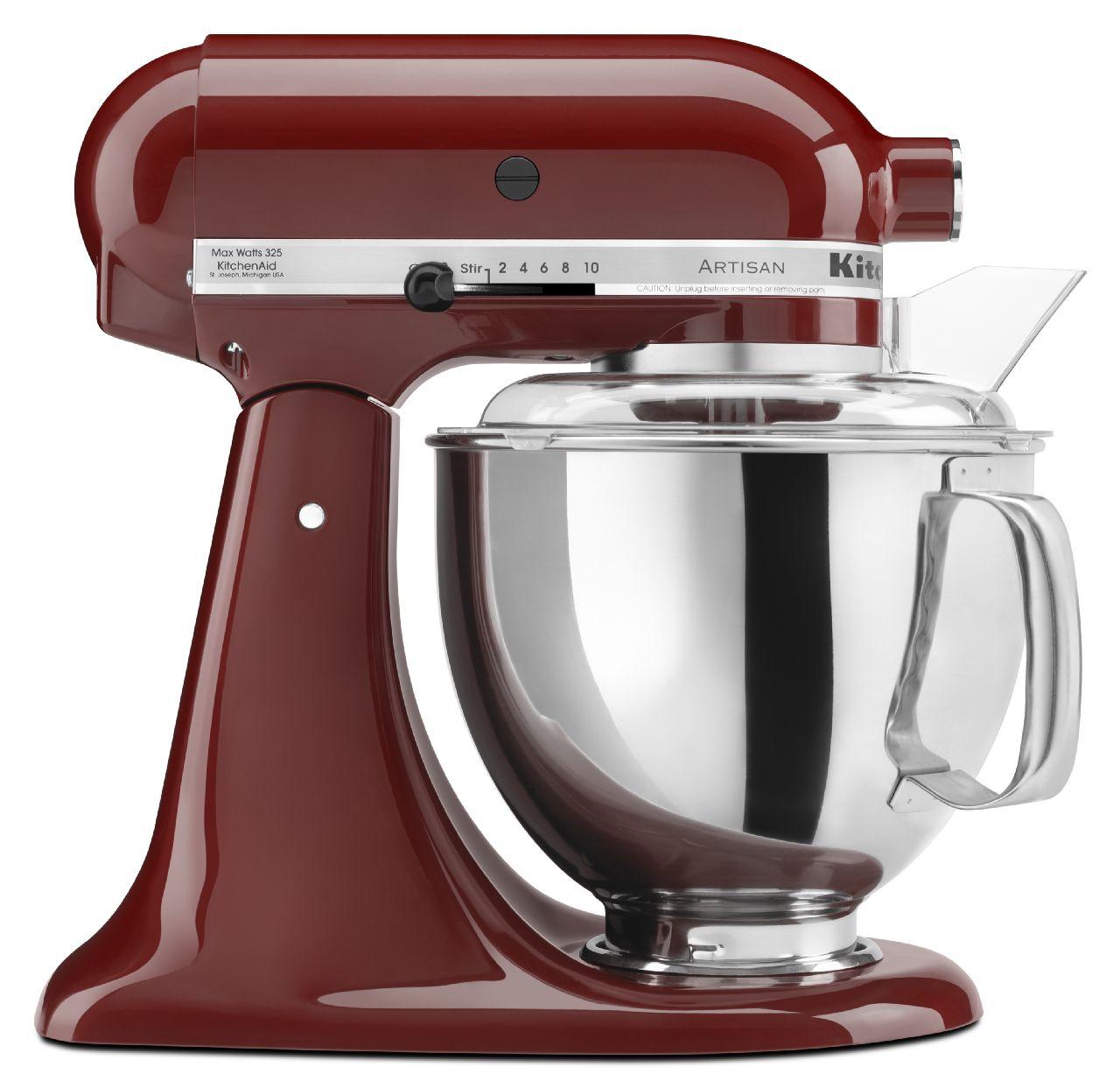KitchenAid-Artisan-Series-5-Quart-Tilt-Head-Stand-Mixer-10-Speeds-KSM150PS thumbnail 57