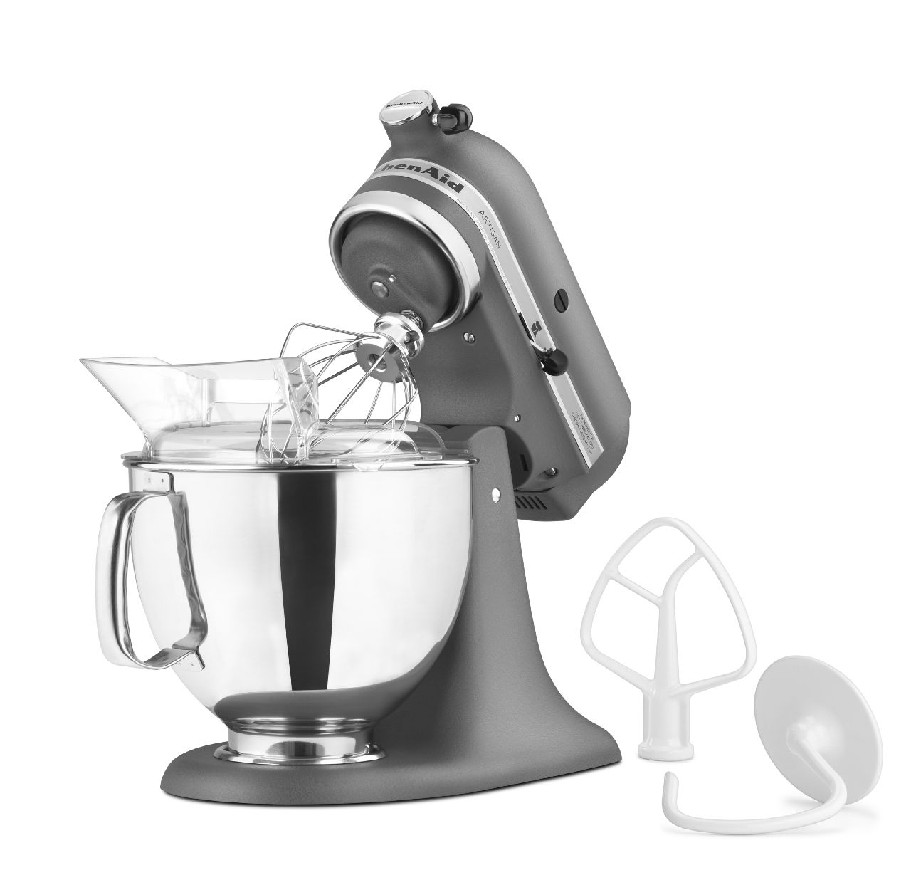 KitchenAid-Artisan-Series-5-Quart-Tilt-Head-Stand-Mixer-10-Speeds-KSM150PS thumbnail 64