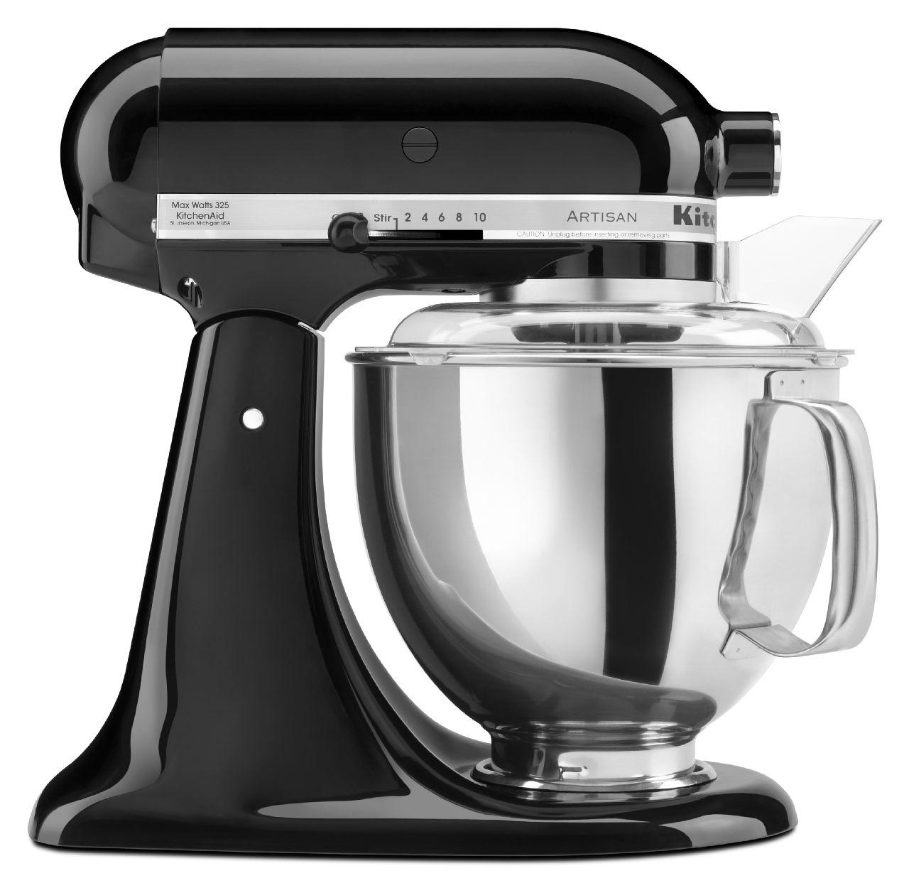 KitchenAid-Artisan-Series-5-Quart-Tilt-Head-Stand-Mixer-10-Speeds-KSM150PS thumbnail 95