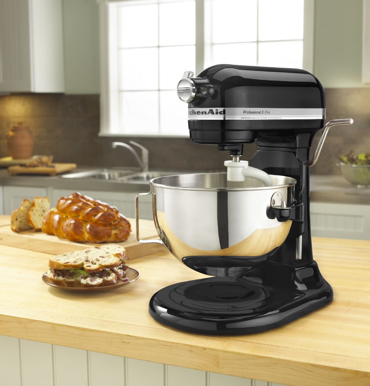 KitchenAid-Professional-5-Plus-Series-5-Quart-Bowl-Lift-Stand-Mixer-KV25G0X thumbnail 10