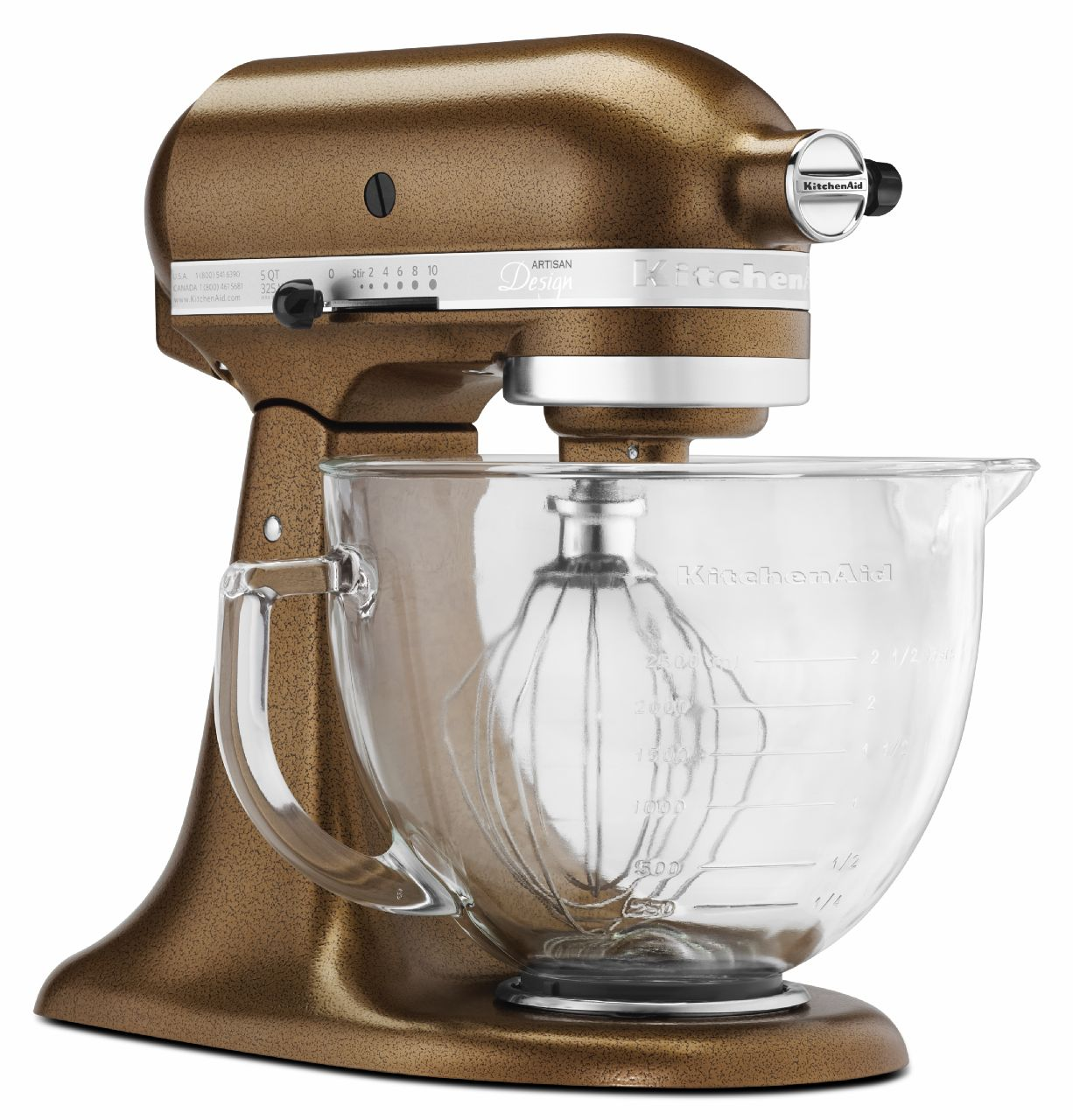 Kitchenaid Artisan Design Series 5 Quart Tilt Head Stand Mixer