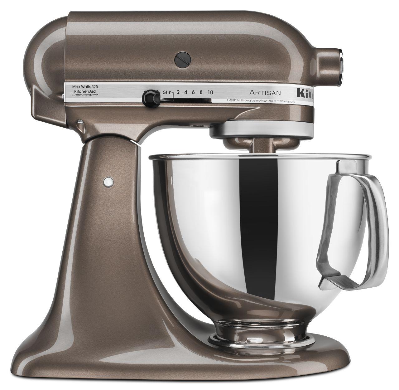 KitchenAid-Artisan-Series-5-Quart-Tilt-Head-Stand-Mixer-10-Speeds-KSM150PS thumbnail 13