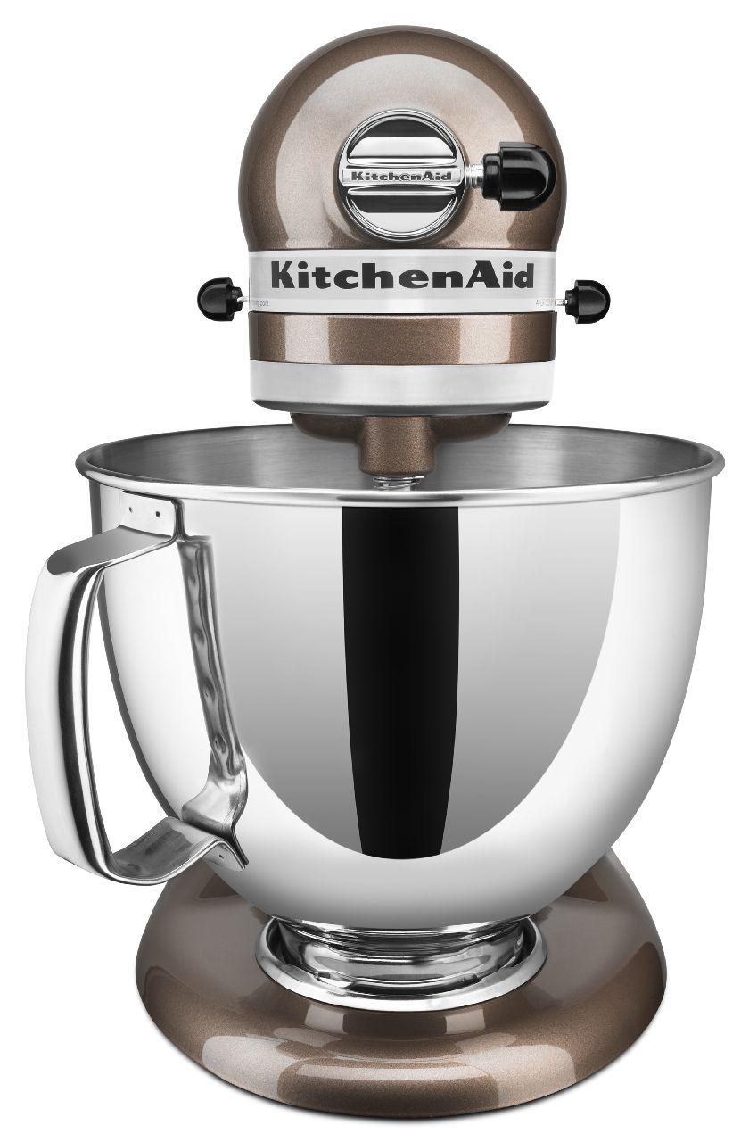 KitchenAid-Artisan-Series-5-Quart-Tilt-Head-Stand-Mixer-10-Speeds-KSM150PS thumbnail 12