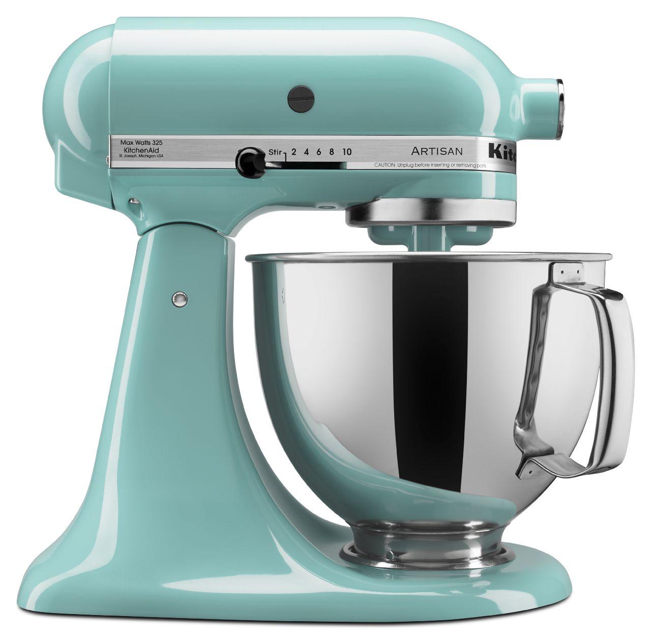 KitchenAid-Artisan-Series-5-Quart-Tilt-Head-Stand-Mixer-10-Speeds-KSM150PS thumbnail 16