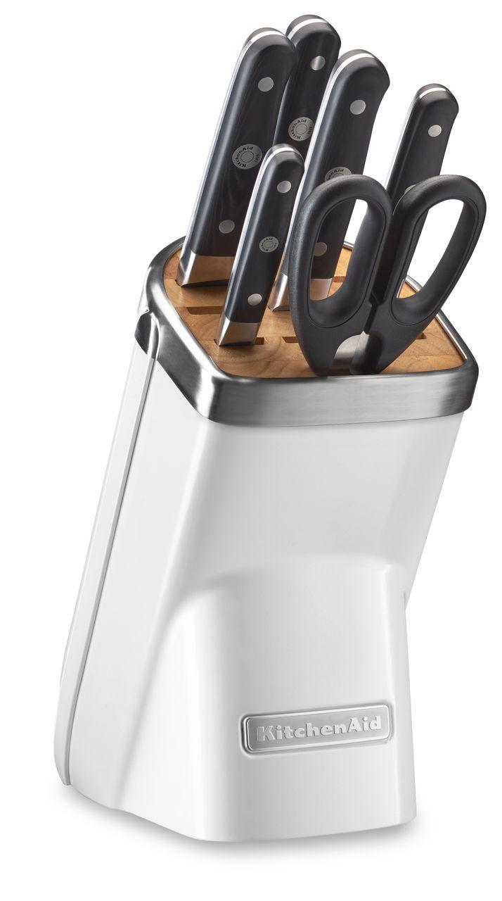 kitchenaid 7pc professional series cutlery set kkfma07. Black Bedroom Furniture Sets. Home Design Ideas