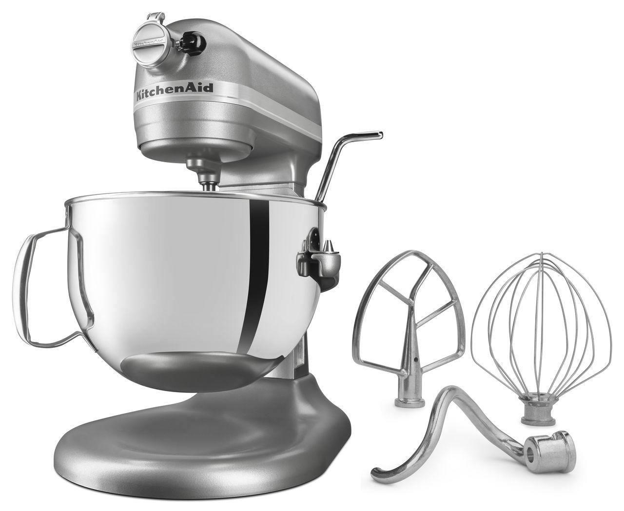 New Kitchenaid 174 6 Quart Bowl Lift Stand Mixer Kl26m1x Ebay