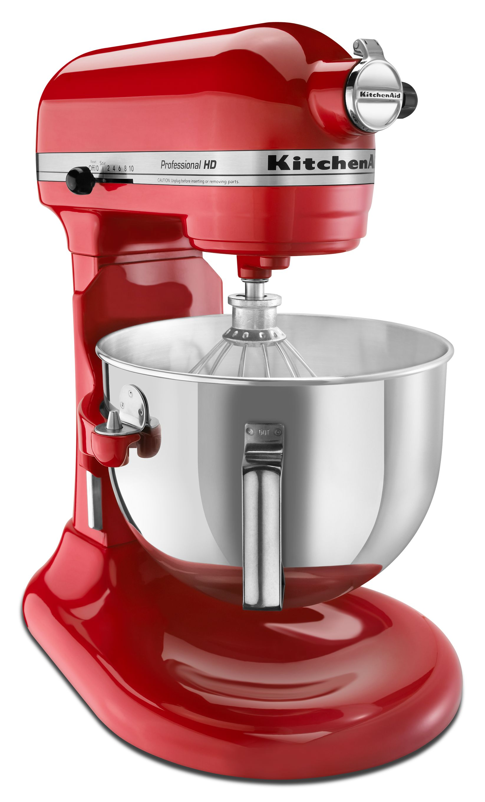 KitchenAid-Refurbished-Professional-HD-Series-Bowl-Lift-Stand-Mixer-RKG25H0X thumbnail 7