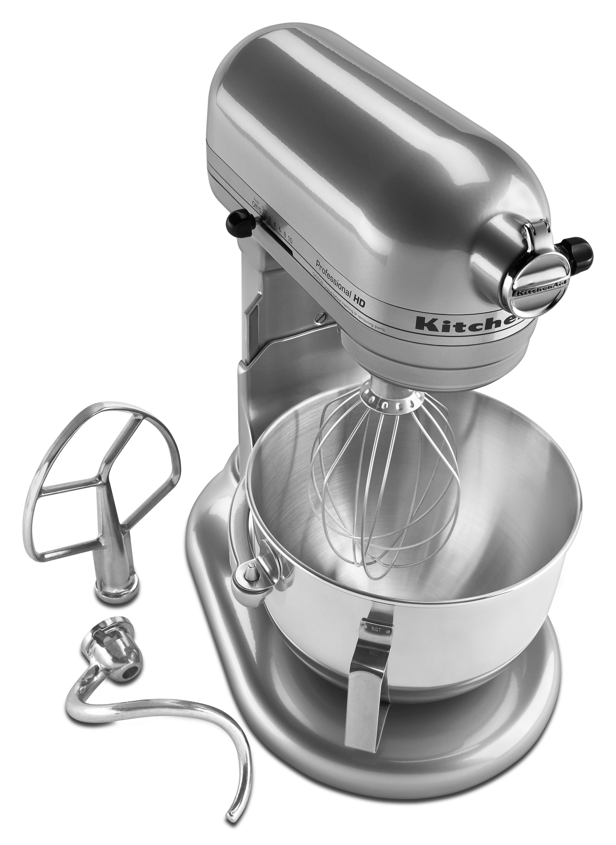 KitchenAid-Refurbished-Professional-HD-Series-Bowl-Lift-Stand-Mixer-RKG25H0X thumbnail 10