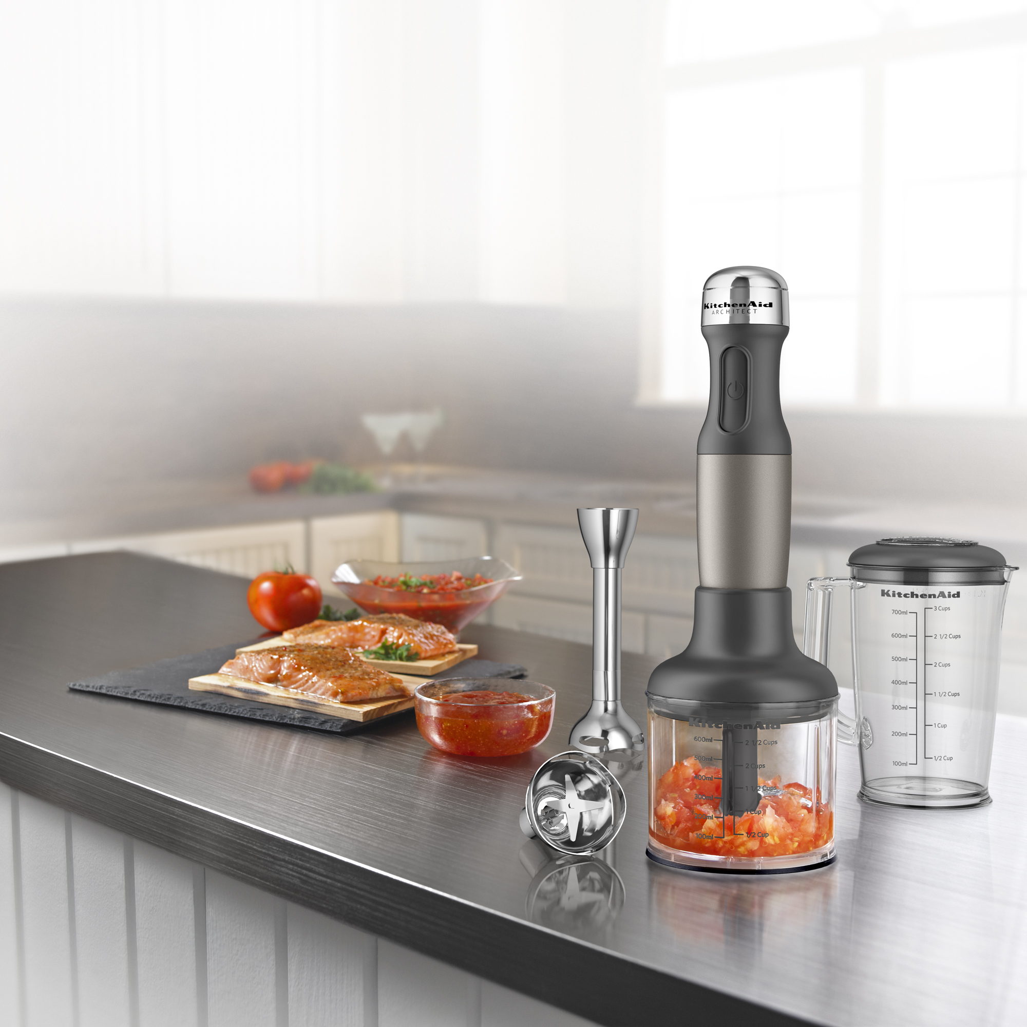 KitchenAid-Refurbished-3-Speed-Hand-Blender-RKHB2351 thumbnail 4