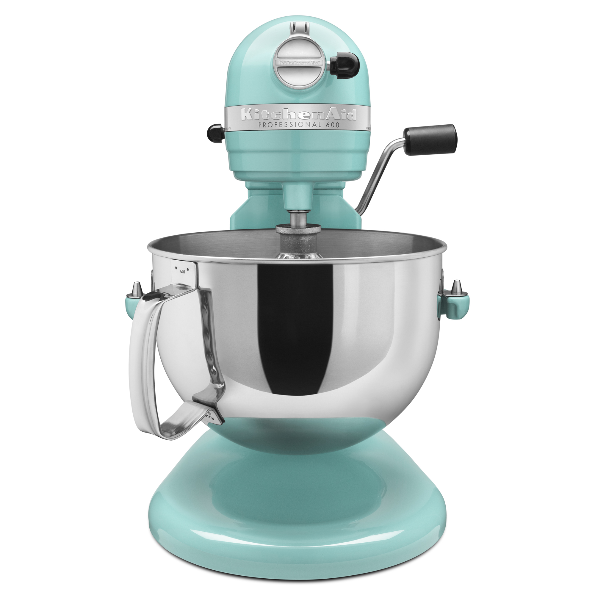 KitchenAid-Refurbished-Pro-600-Series-6-Quart-Bowl-Lift-Stand-Mixer-RKP26M1X thumbnail 5