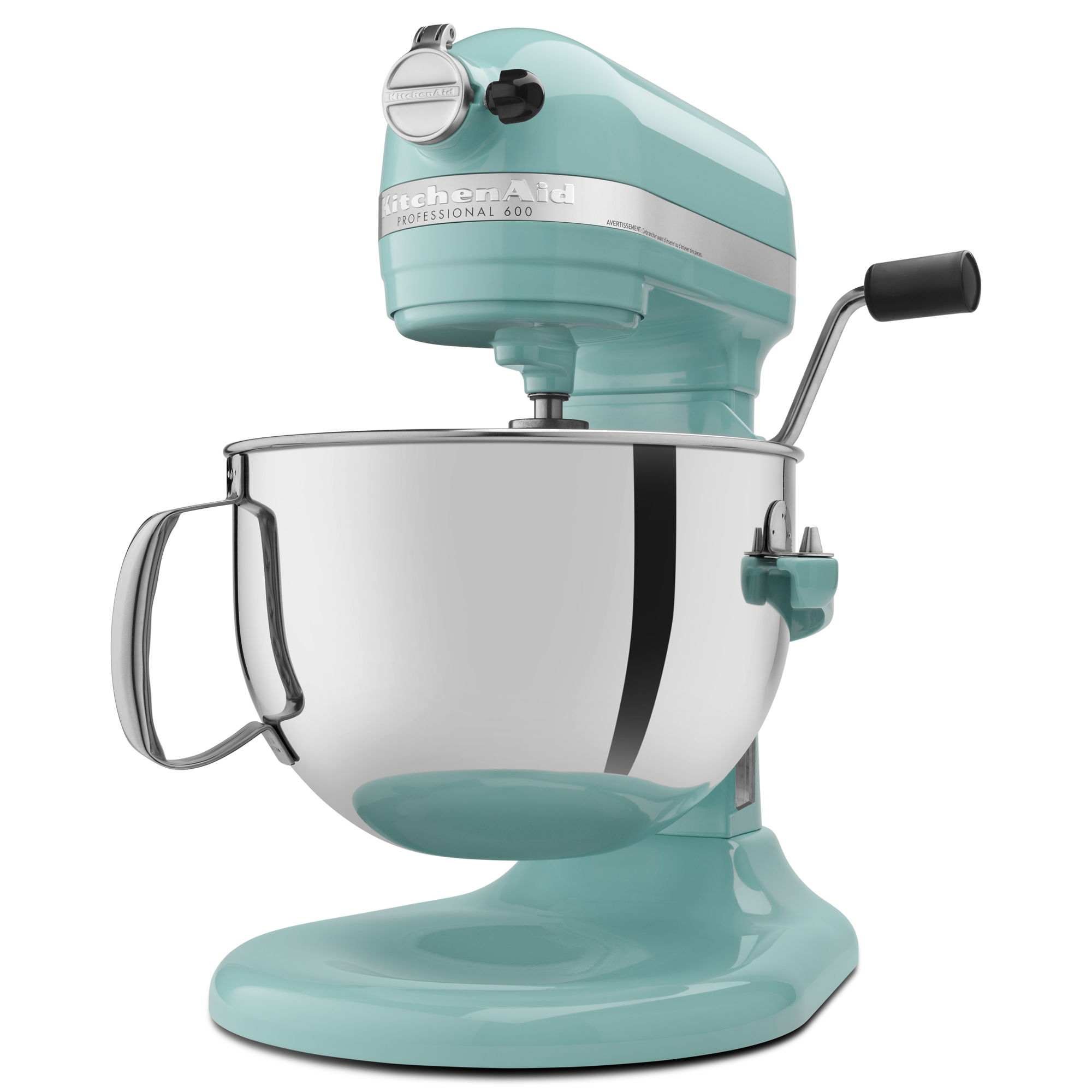 KitchenAid-Refurbished-Pro-600-Series-6-Quart-Bowl-Lift-Stand-Mixer-RKP26M1X thumbnail 7