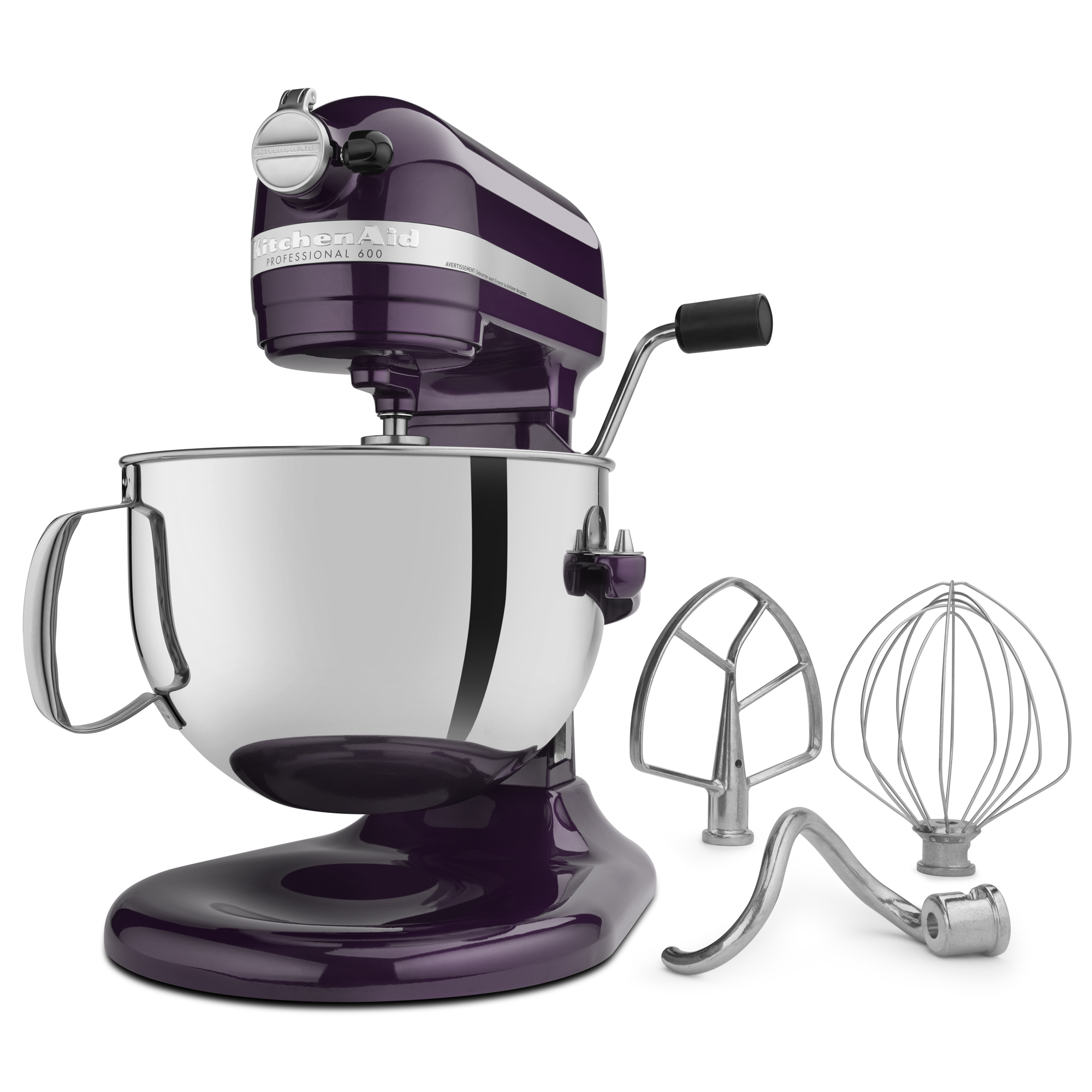 KitchenAid-Refurbished-Pro-600-Series-6-Quart-Bowl-Lift-Stand-Mixer-RKP26M1X thumbnail 35