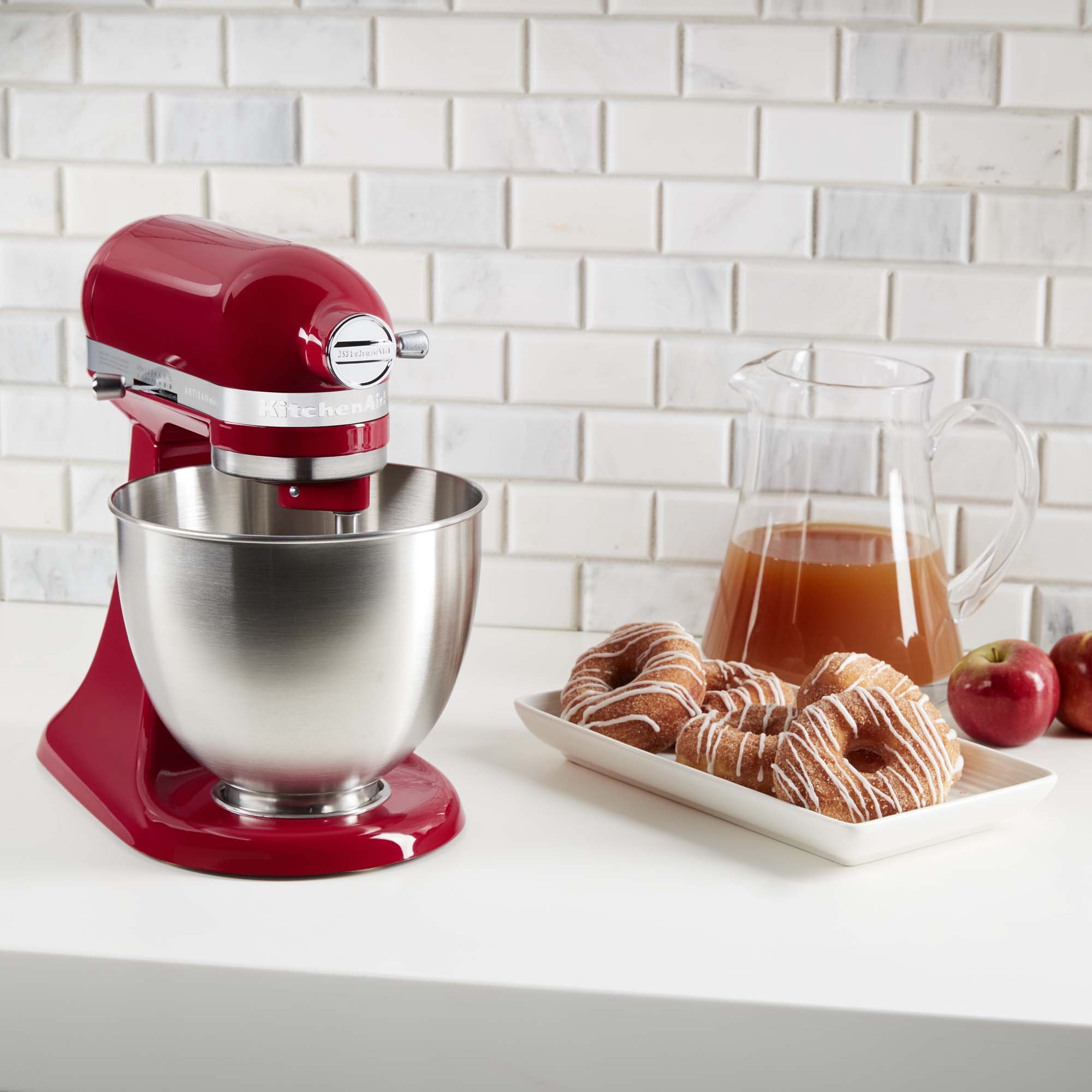 KitchenAid-Refurbished-Artisan-Mini-3-5-Quart-Tilt-Head-Stand-Mixer-RKSM33XX thumbnail 15